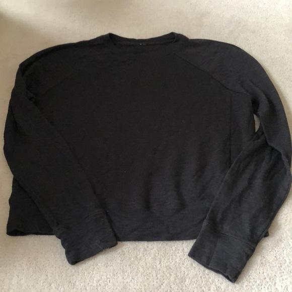 Lululemon raglan sweater!